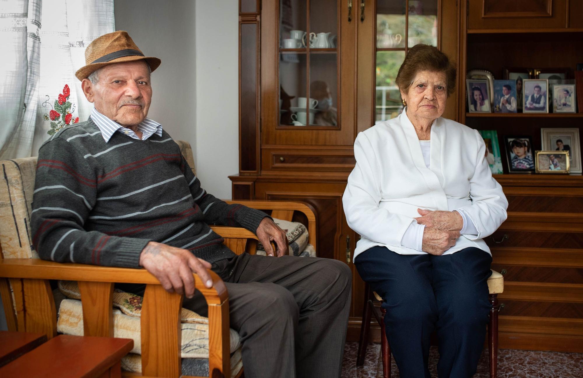 Visita a la casa de Saturnino y Benigna