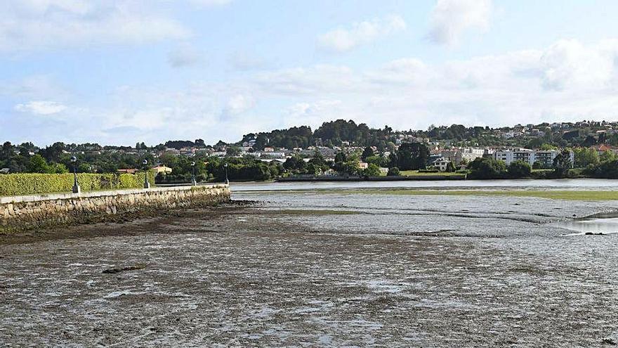La Xunta parará los planes de marisqueo cuando se inicie la obra de dragado de la ría