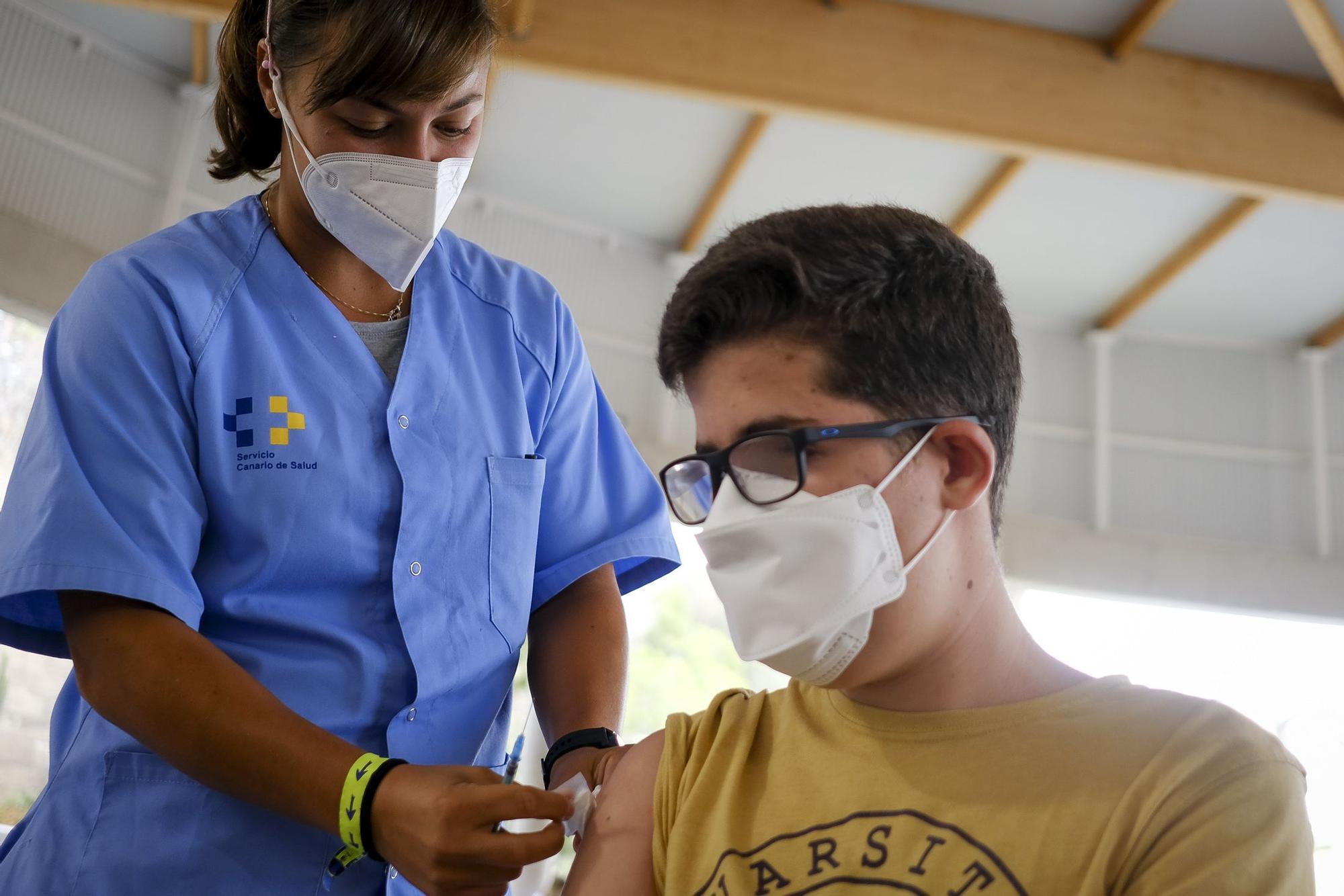 Jornada de vacunación desde los 14 años