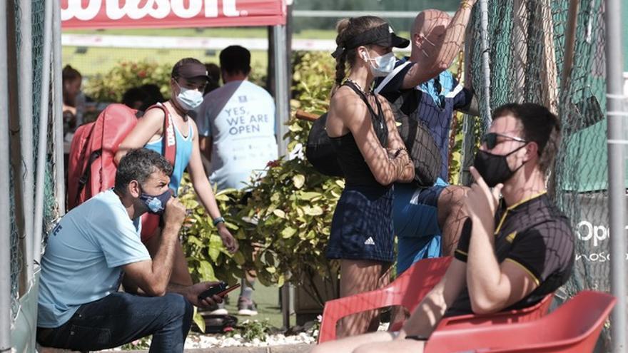 El ITF Disa Las Palmas de Gran Canaria rueda en Lomo los Frailes