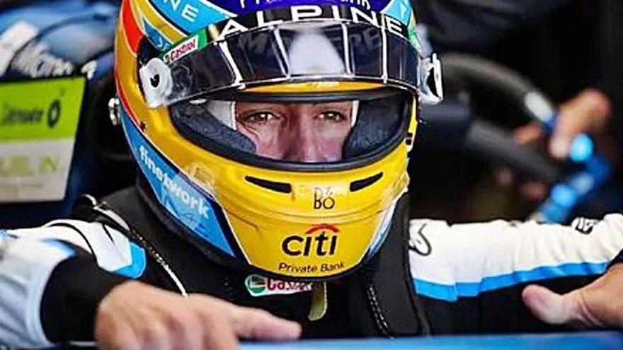La razón por la que Ocón superó a Alonso en Mónaco