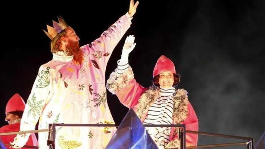 La cabalgata de Madrid y una gala musical protagonizan la noche de Reyes en La 1