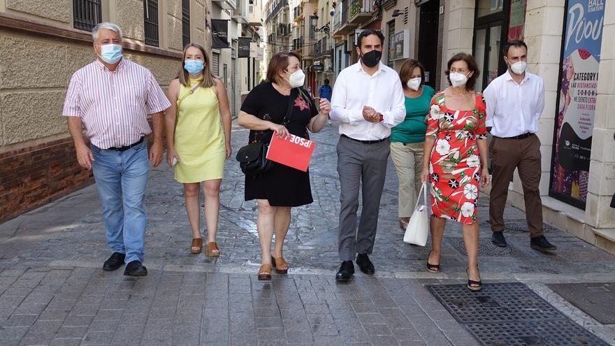 El PSOE pide un dispositivo exclusivo para atajar los problemas de ruido que se producen los fines de semana