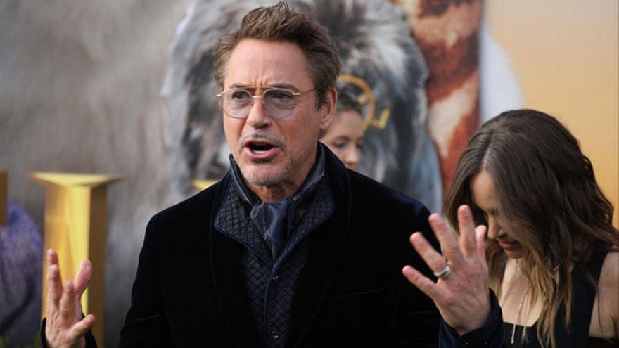 Robert Downey Jr. hace un chiste sobre Taylor Swift y las redes estallan