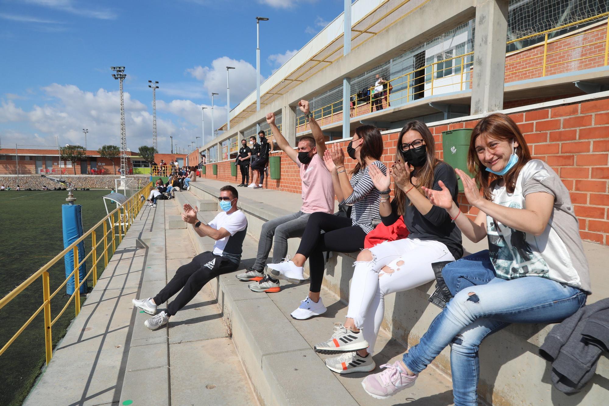 Así ha sido la vuelta del público a las gradas en Castellón