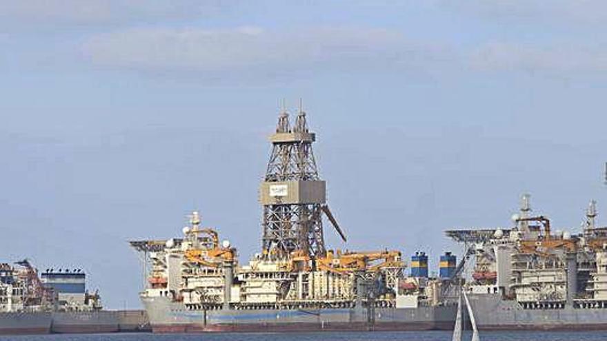 El Puerto espera la llegada de cuatro buques 'offshore' esta semana