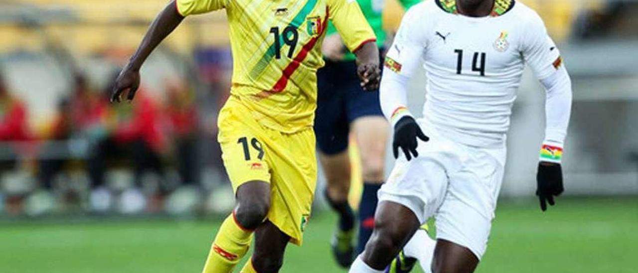 Ghana y Mali.