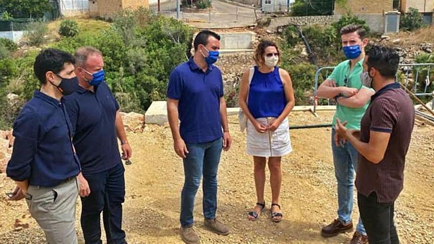 Mompó pide más medios para prevenir  y apagar los incendios