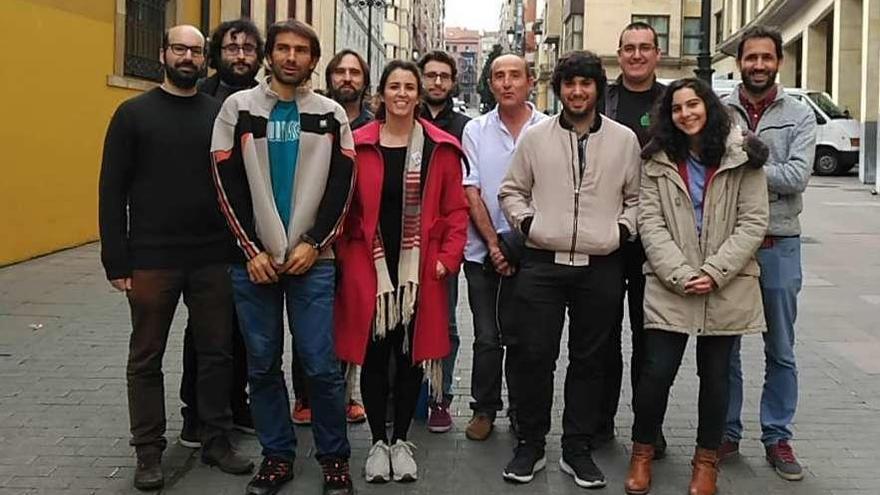 Empujón asturiano en el CERN