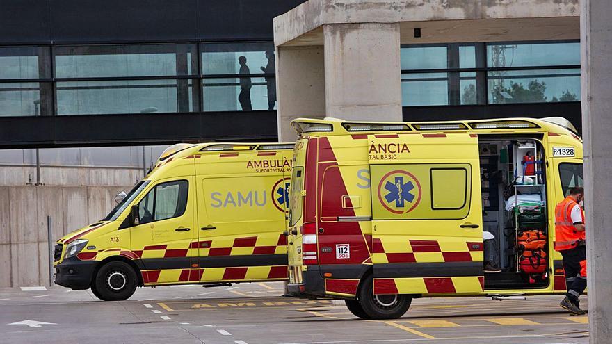 El Servei de Salut renovará toda la flota de ambulancias de Balears