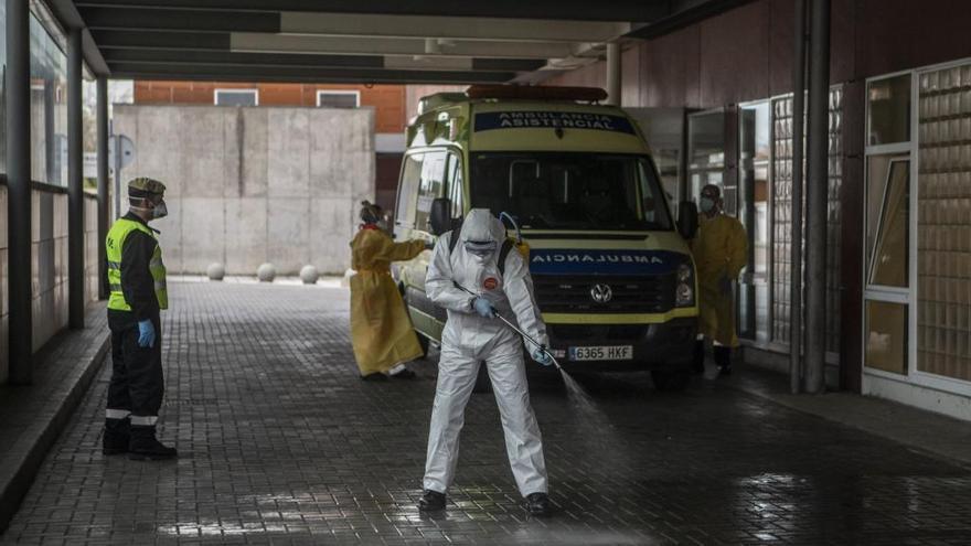 Nefasto inicio de la semana en Zamora: tres nuevas muertes por coronavirus