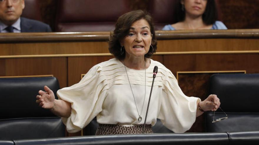 La ausencia de Sánchez en la sesión de control provoca acusaciones mutuas entre PP y el Gobierno