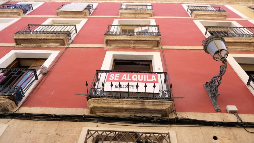 Los Apis de Alicante advierten de que regular el precio del alquiler subirá los precios al disminuir la oferta