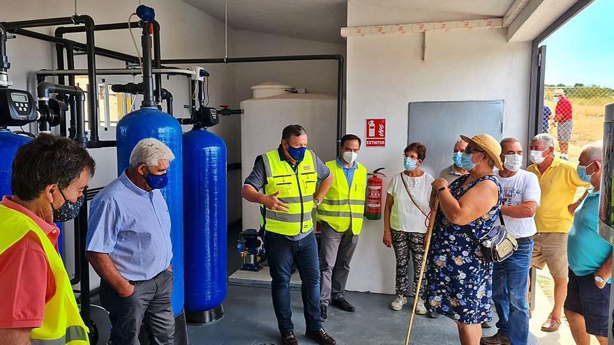 San Blas recupera el agua potable, que no se podía beber desde 2018