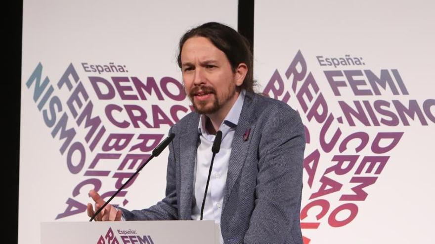 Iglesias no tendrá rival en las primarias de Podemos