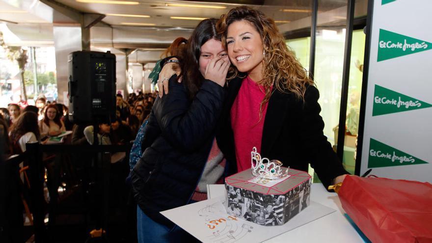 """Miriam Rodríguez, de Operación Triunfo: """"Esto es una etapa que pasará"""""""