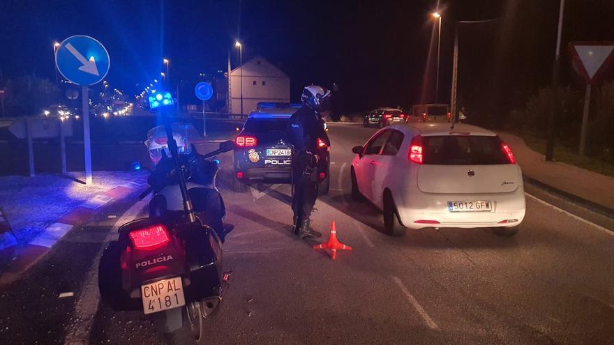 Más de medio millar de multas en ocho días en la provincia por saltarse las restricciones