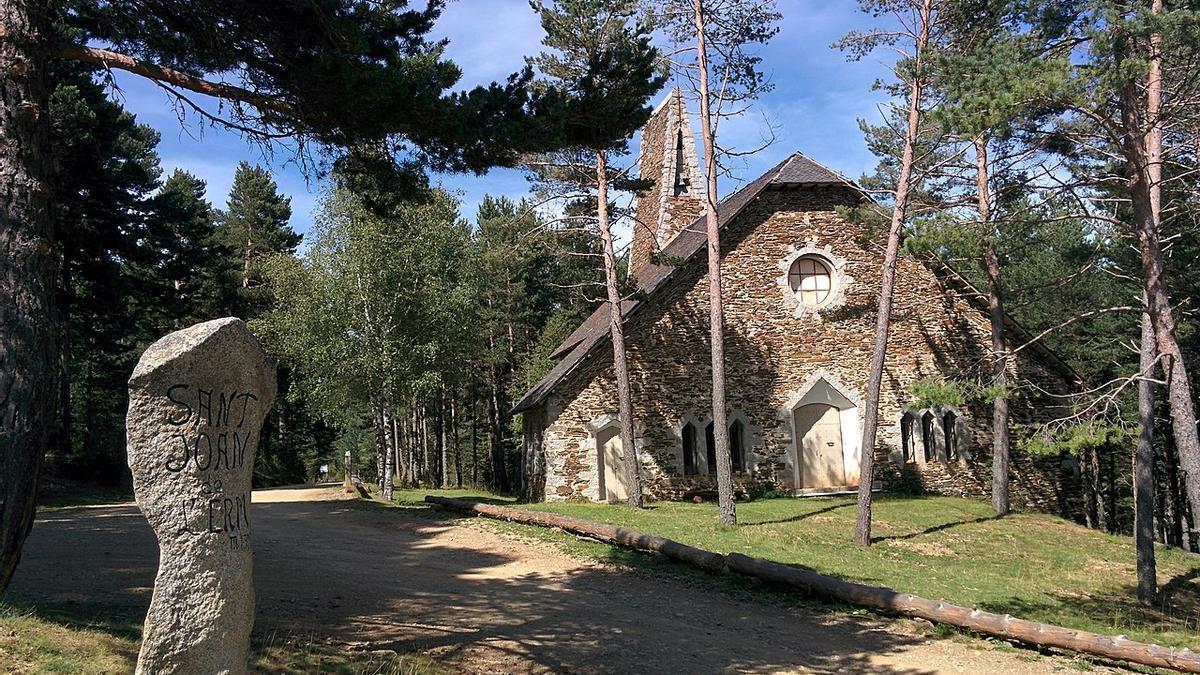 Ermita de Sant Joan de l'Erm
