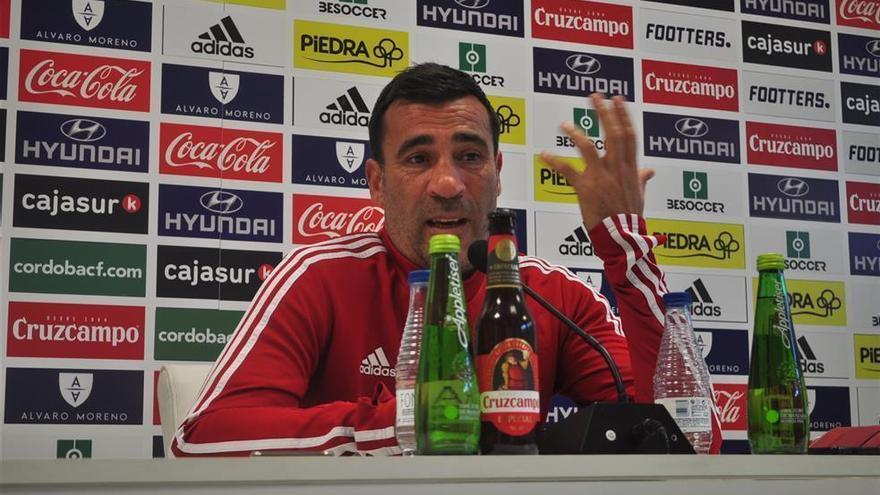 """Agné: """"El Algeciras es un rival complicado, intenta jugar con profundidad y velocidad"""""""