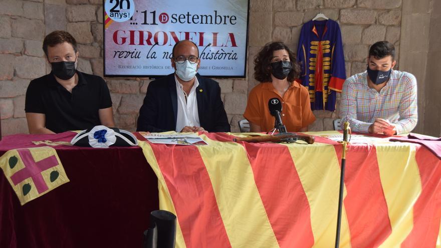 """L'obra de """"l'11 de setembre i Gironella"""" farà un punt i a part després de 20 anys"""