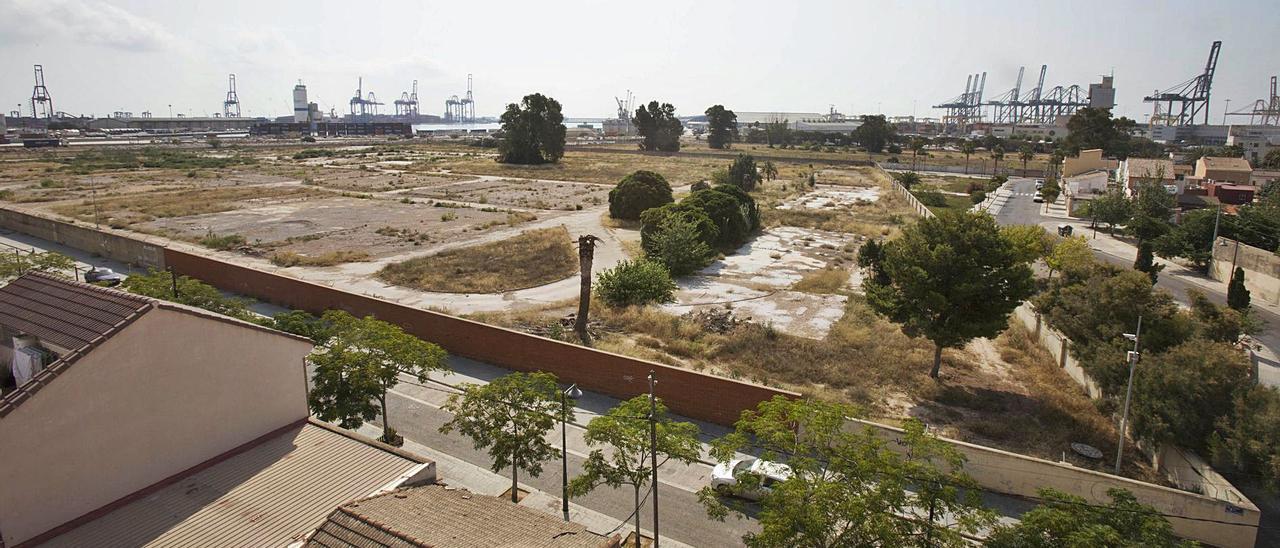 Natzaret renace con el tranvía y la ciudad deportiva del Levante