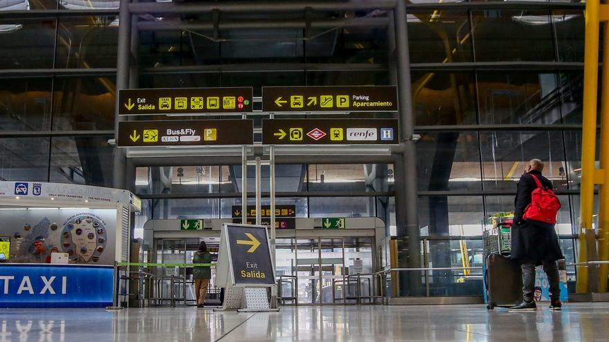 España impone cuarentena a viajeros procedentes de Argentina, Bolivia, Colombia y Namibia