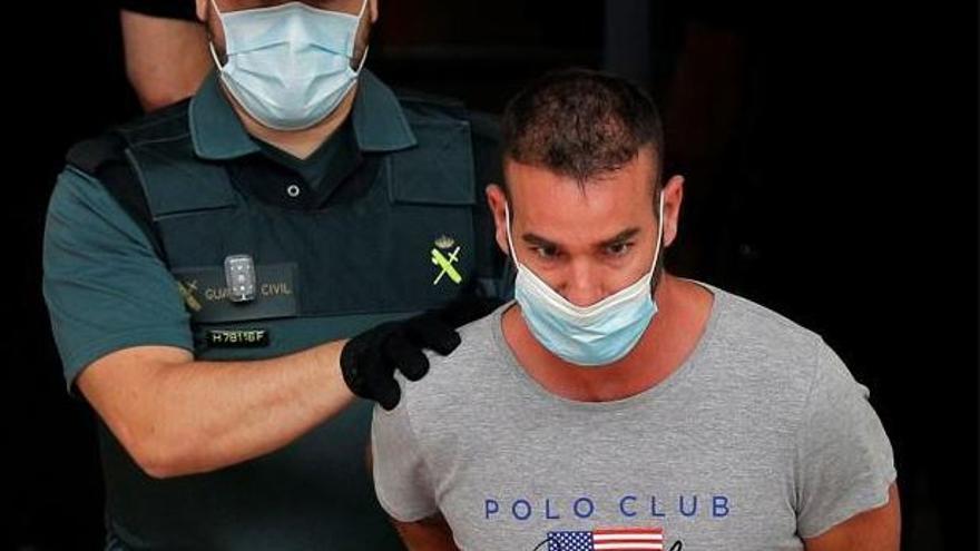 El presunto asesino de Wafaa ya está en prisión