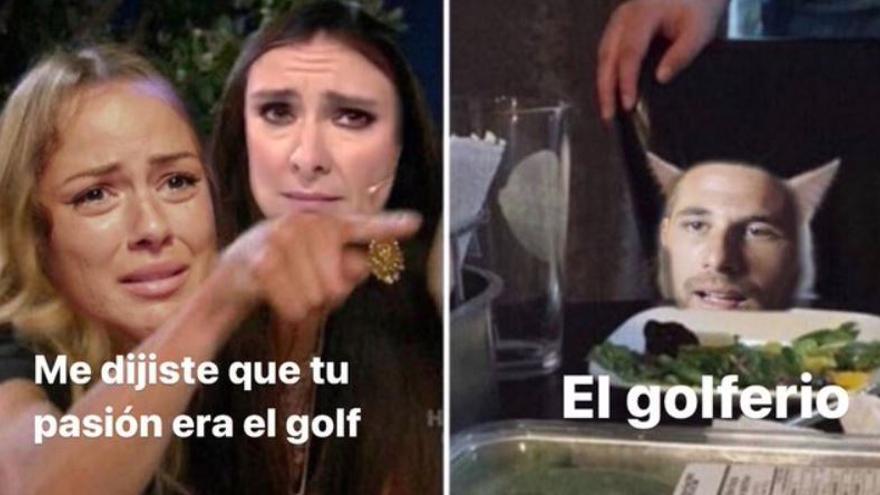 Los mejores memes de la última temporada de 'La Isla de las Tentaciones'