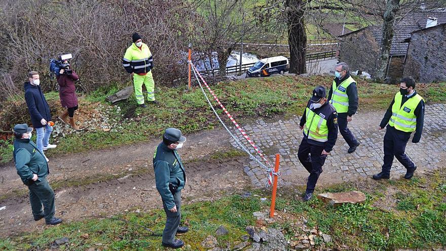 Restricciones en Zamora | El paso fronterizo de Rihonor reabre para los vecinos
