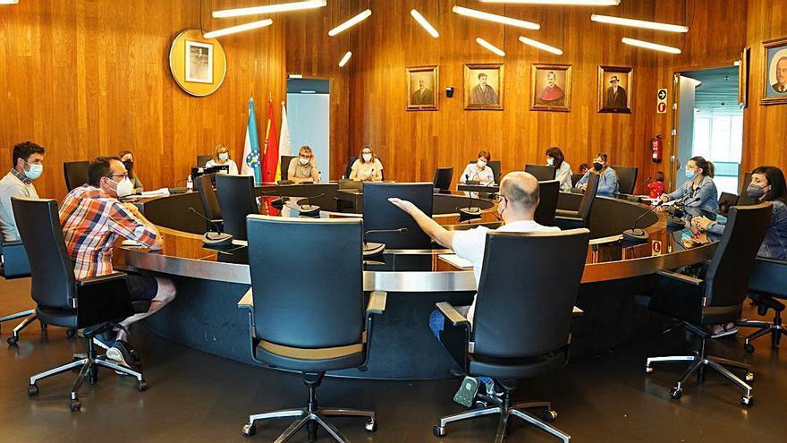 Paz Pérez aborda con las Anpas el desarrollo del plan Concilia
