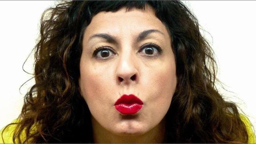Cristina Medina llega a la Mostra de Pallassos