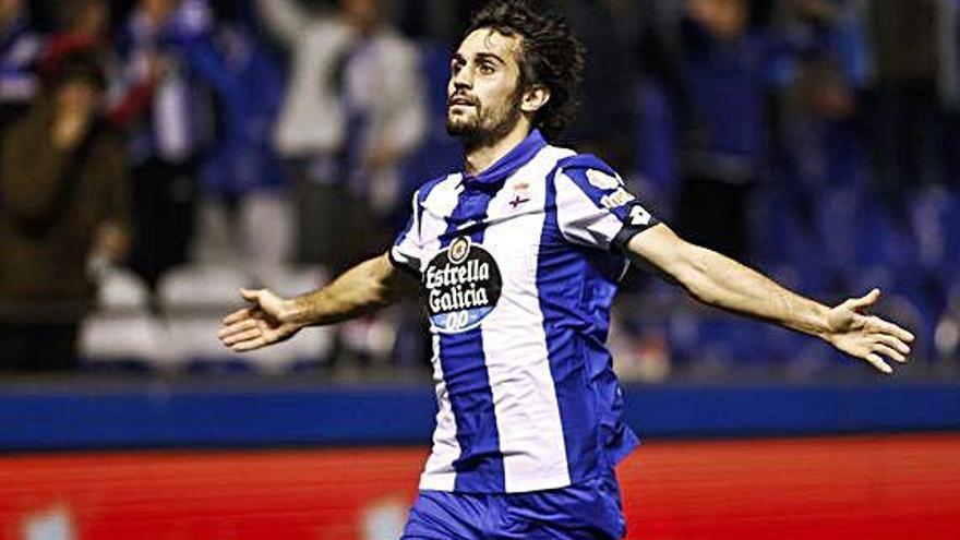 El exdefensa deportivista Arribas refuerza al Oviedo