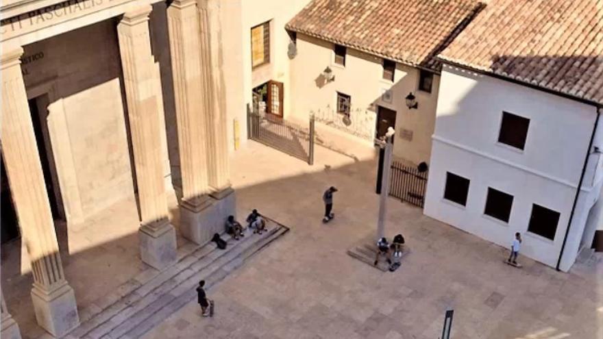 Más quejas por ruidos y daños de 'skaters' en el entorno de Sant Pasqual de Vila-real