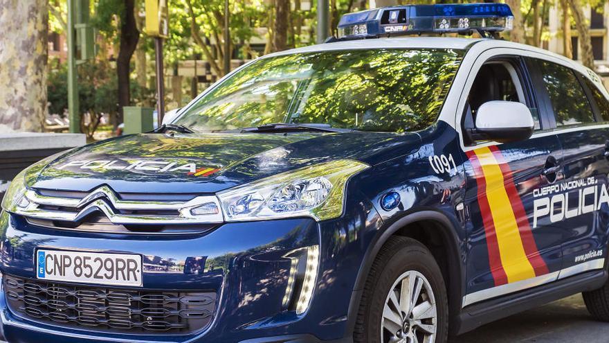 Tres policías heridos al desalojar una fiesta en Madrid