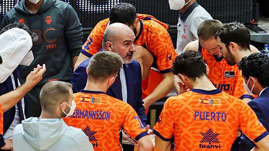 El Valencia Basket busca su cuarta victoria consecutiva