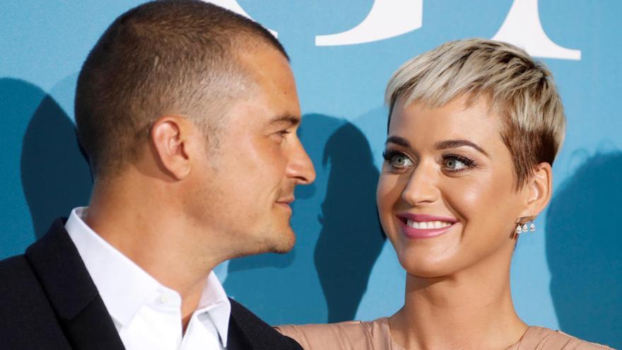 Katy Perry y Orlando Bloom dan la bienvenida a su primera hija, Daisy Dove