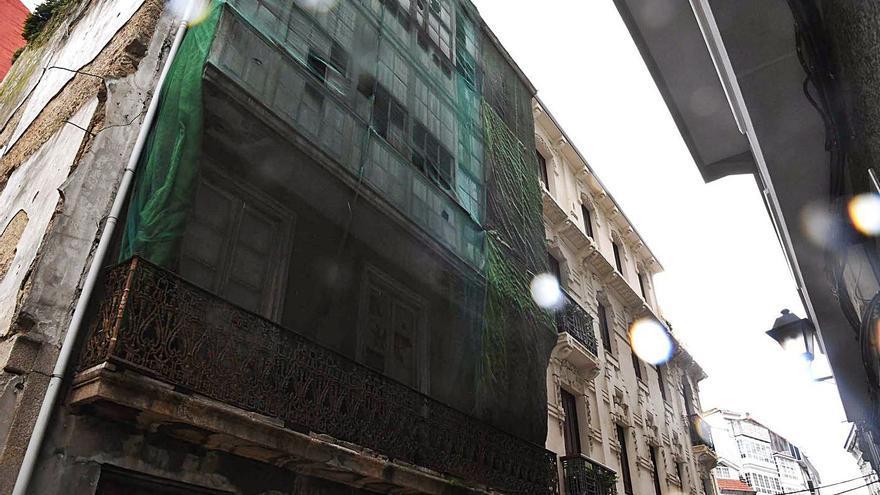 La Xunta suma la Ciudad Vieja a Pescadería en el plan de compra de edificios en ruinas