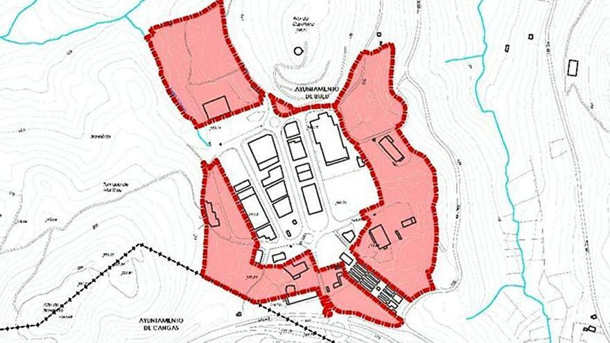 La ampliación de Castiñeiras reinicia las consultas públicas y apuesta por un área de 185.500 m2