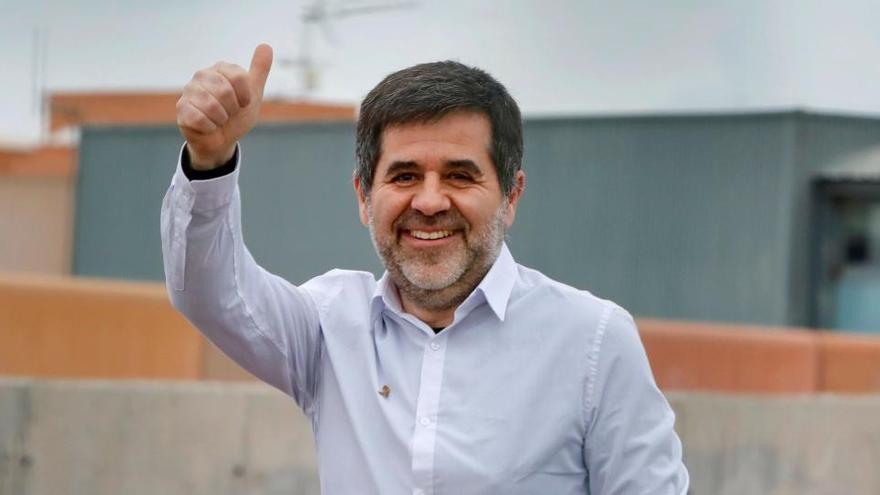 Autorizado un nuevo permiso de seis días a Jordi Sànchez recurrido por la Fiscalía
