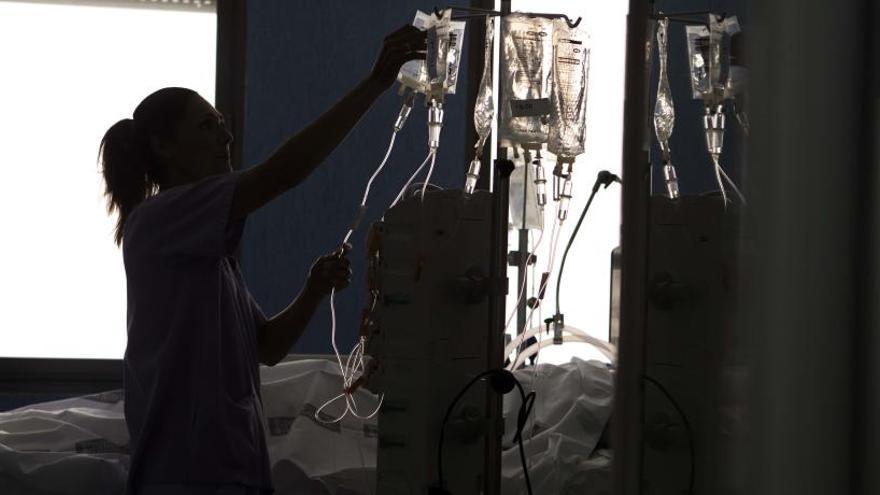 Emotiva carta de una enfermera de la UCI del Hospital de Sant Joan a las familias de los enfermos de Covid-19