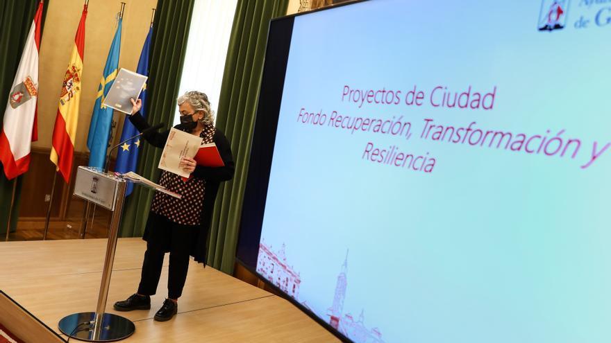 Gijón luchará por 200 millones de fondos europeos para renovarse como ciudad en 2026