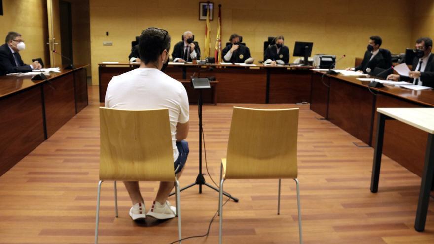 Jutgen un acusat de violar la parella amb un desodorant a Figueres