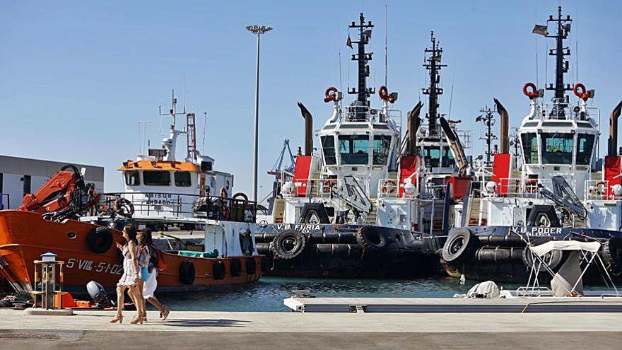 El juez zanja el pleito de Grupo Boluda por la competencia en los remolcadores de Las Palmas