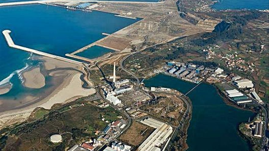 Arteixo y los empresarios avalan la expansión de Langosteira hacia Sabón