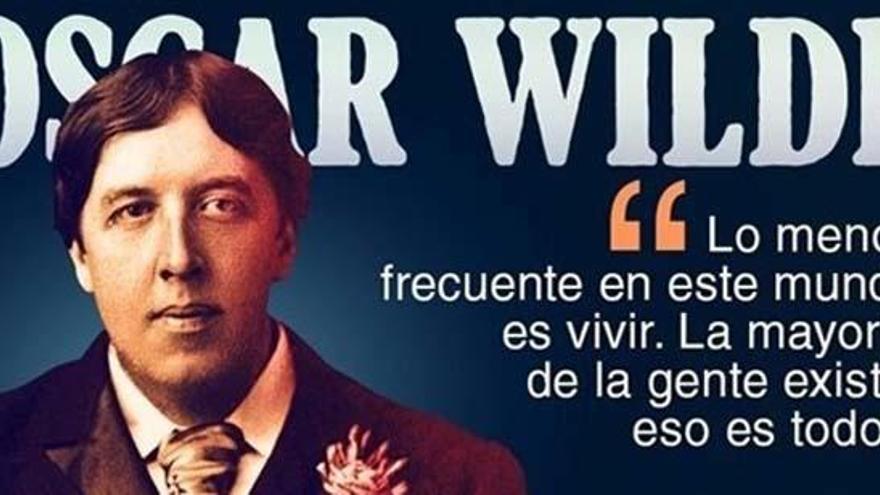 Diez citas de Oscar Wilde para recordarle 164 años después de su nacimiento
