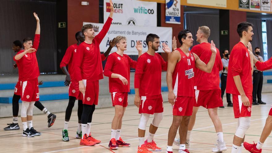El Bàsquet Girona juga un amistós contra el Pardinyes aquest diumenge a Figueres