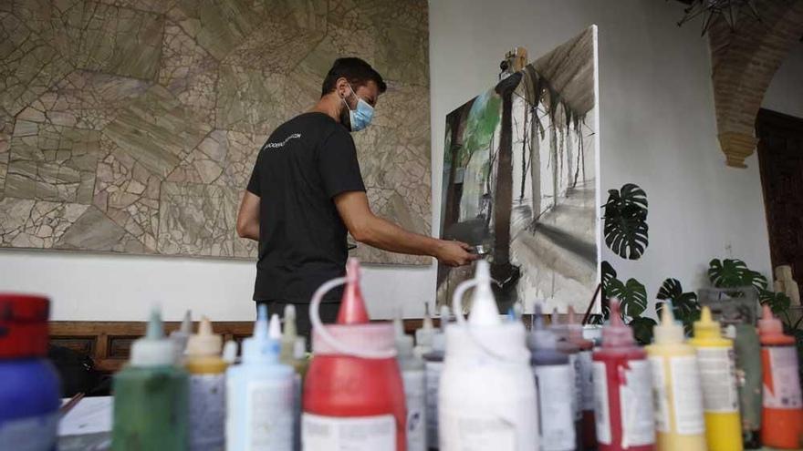 La Fundación Viana convoca su segundo concurso de pintura rápida 'Córdoba y sus patios'