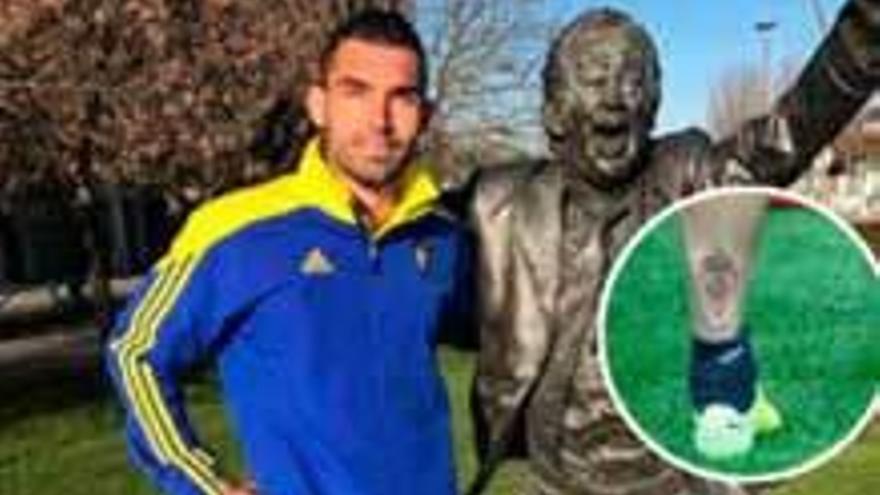 """Barral: """"Me encantaría retirarme en el Sporting"""""""