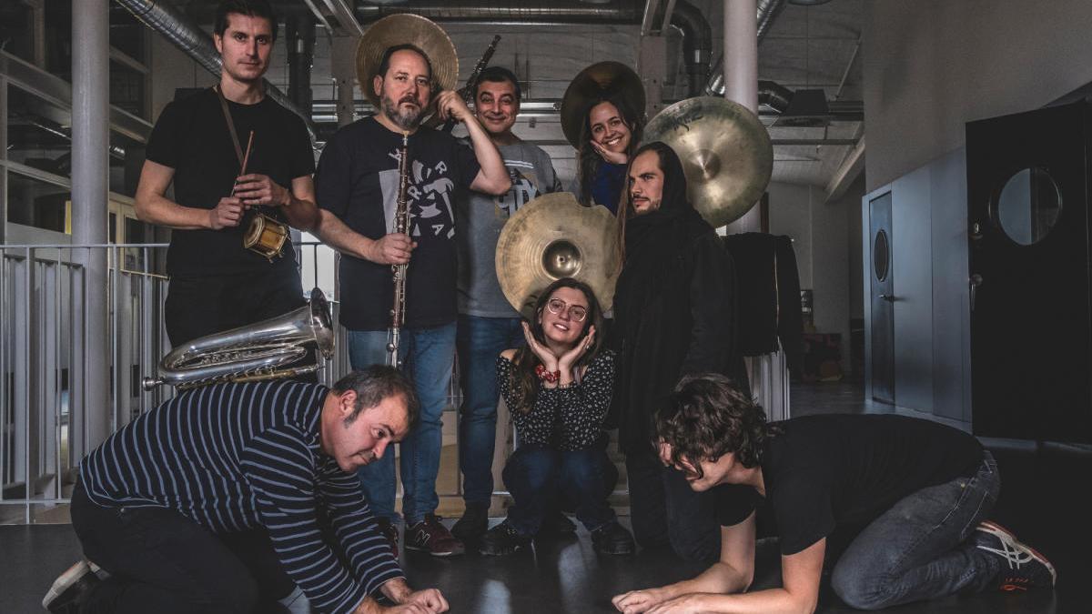 Imatge promocional del grup  