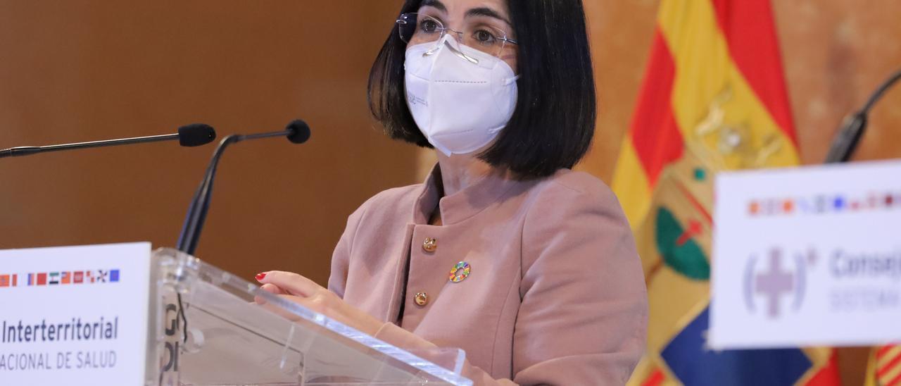 Los enfermeros dan la bienvenida a Darias pero lamentan que no se haya elegido a un sanitario para gestionar la pandemia